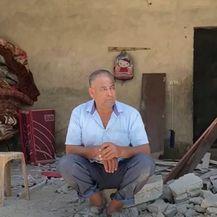 Snažno bombardiranje pojasa Gaze - 1