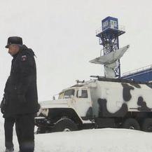 Ruska baza na Sjevernom polu - 1