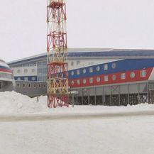 Ruska baza na Sjevernom polu - 2