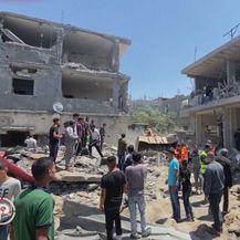 Stanje u Pojasu Gaze - 1
