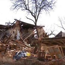 Šteta od potresa u Petrinji