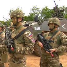 Međunarodna vojna vježba - 1