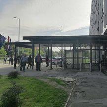 Evakuiran Općinski sud u Vukovarskoj - 5