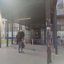 Evakuiran Općinski sud u Vukovarskoj - 8