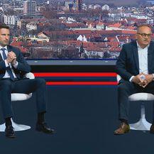 Sučeljavanje Ivana Radića (HDZ) i Berislava Mlinarevića (DP) - 1