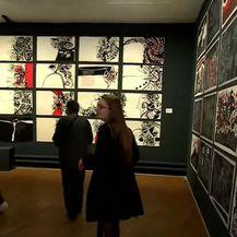 Izložba u čast Edi Murtiću - 2