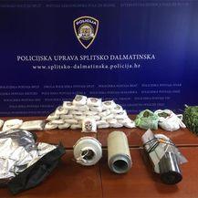 Najveća zapljena amfetamina u Hrvatskoj - 1