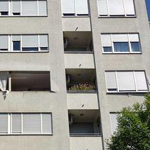 U eksploziji na Laništu oštećen stan - 1
