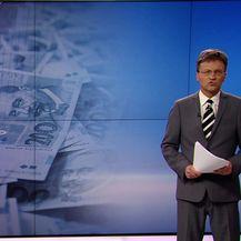 Iduće godine smanjenje javnog duga i deficita (Video: Vijesti u 17 h)