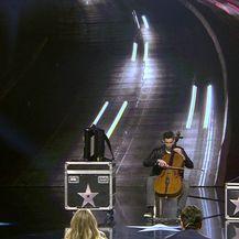 Martin Kutnar u finalu Supertalenta (Video: DNEVNIK.hr)