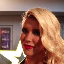 Anja Bijelić u intervjuu o Supertalentu i plesu na šipki (Video: DNEVNIK.hr)
