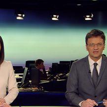 Ivana Brkić Tomljenović iz središnjice HDZ-a (Video: Dnevnik Nove TV)