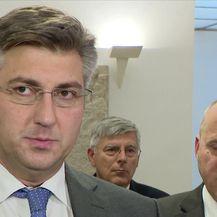 Premijer Plenković o puštanju Todorića na slobodu (Video: Dnevnik Nove TV)