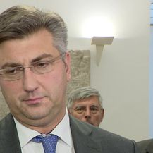 Plenković o Ilčiću (Video: Dnevnik.hr)