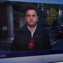 Andrija Jarak uživo iz Londona (Video: Vijesti Nove TV u 17)