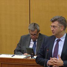 Upitna razina rasprave u Saboru (Video: Dnevnik Nove TV)
