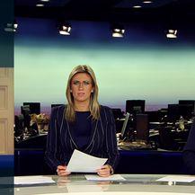 Sabina Tandara Knezović uživo za Dnevnik Nove TV (Video: Dnevnik Nove TV)