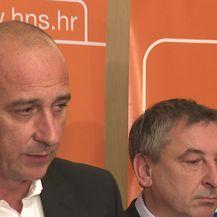 Vrdoljak predložen za predsjednika HNS-a (Video: dnevnik.hr)