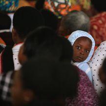 Misa u Kivumu, u Ruandi, koju vodi fra Ivica Perić (Foto: Fabio Šimičev) - 12