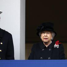Princ Philip i kraljica Elizabeta II. (Foto: AFP)
