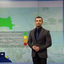Meteoalarm (Foto: Dnevnik.hr)