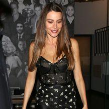 Sofia Vergara u kraćoj verziji haljine kakvu je nosila i Catherine Middleton