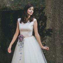 Nova kolekcija vjenčanica dizajnerice Sandre Haddad - 4