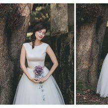 Nova kolekcija vjenčanica dizajnerice Sandre Haddad - 6