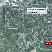 Izbjeglice se sele u Hostel Arena (Video: Dnevnik Nove TV)