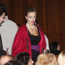 Ivan Todorić i Milica Mihajlović (Foto: PIXSELL)
