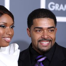 Jennifer Hudson i David Otunga (Foto: Getty)