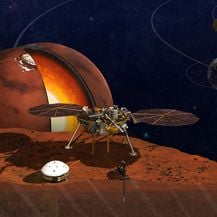NASA Mars Insight (Foto: NASA/JPL-Caltech)