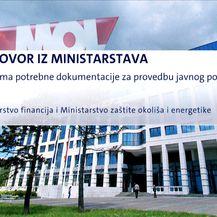 Odgovor iz Ministarstva financija i Ministarstva zaštite okoliša i energetike