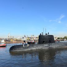 Podmornica ARA San Juan (Foto: AFP, arhiva)