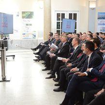 Predstavljanju Bijele knjige prisustvovala je i ministrica Martina Dalić (Foto: Udruženje stranih ulagača)