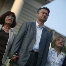 Bosiljka i Darko Mladić (Foto: Getty Images)