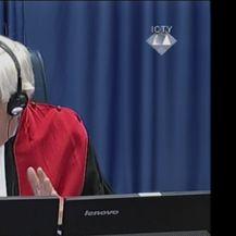 Mladić zbog vikanja izbačen iz sudnice (Video: Dnevnik.hr)