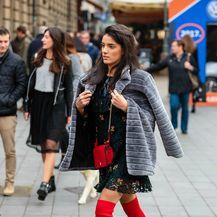 Visoke čizme u zagrebačkim street style kombinacijama - 5