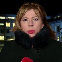 Ivana Petrović uživo iz Haaga (Video: Dnevnik Nove TV)