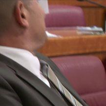 Zastupnici izgubili kontrolu (Video: Dnevnik Nove TV)