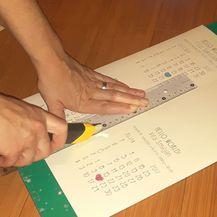 Od podloga za narukvice u ponudi su tirkizna i ružičasta boja (Foto: Zadovoljna.hr)