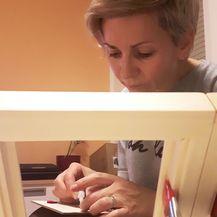 Za izradu jedne kutije potrebno je 2 do 3 dana (Foto: Zadovoljna.hr)