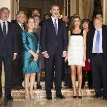 Kraljica Letizia na dodjeli novinarskih nagrada