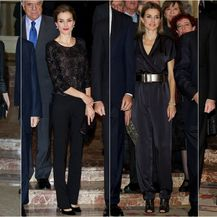 Letizia na prijašnjim dodjelama novinarske nagrade Francesco Cerecedo