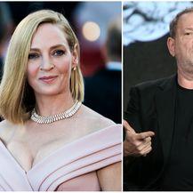 Uma Thurman, Harvey Weinstein (FOTO: Getty)