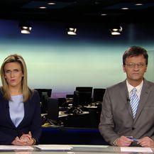Sanja Vištica uživo za Dnevnik Nove TV (Video: Dnevnik Nove TV)