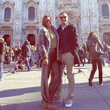 Ana Gruica i Boran Uglešić (Foto: Instagram)