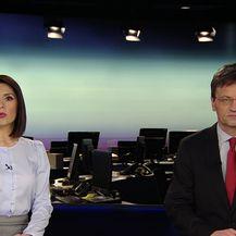 Paula Klaić Saulačić i Nikolina Farčić (Video: Dnevnik Nove TV)