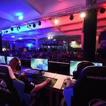 Finale League of Legends - Kliktech (Foto: Vip)
