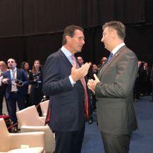 Premijer Plenković na summitu u Mađarskoj (Dnevnik.hr)